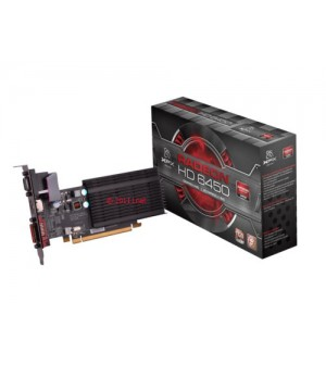 Graphic Card XFX ATI 6450 2.0 GB